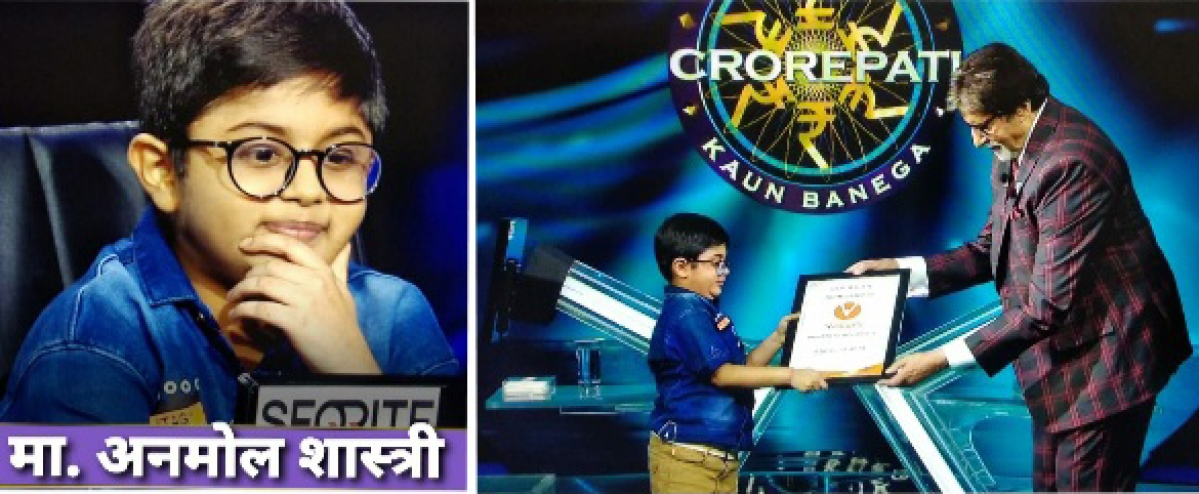 Ujjain's Anmol to be in KBC's hot seat today