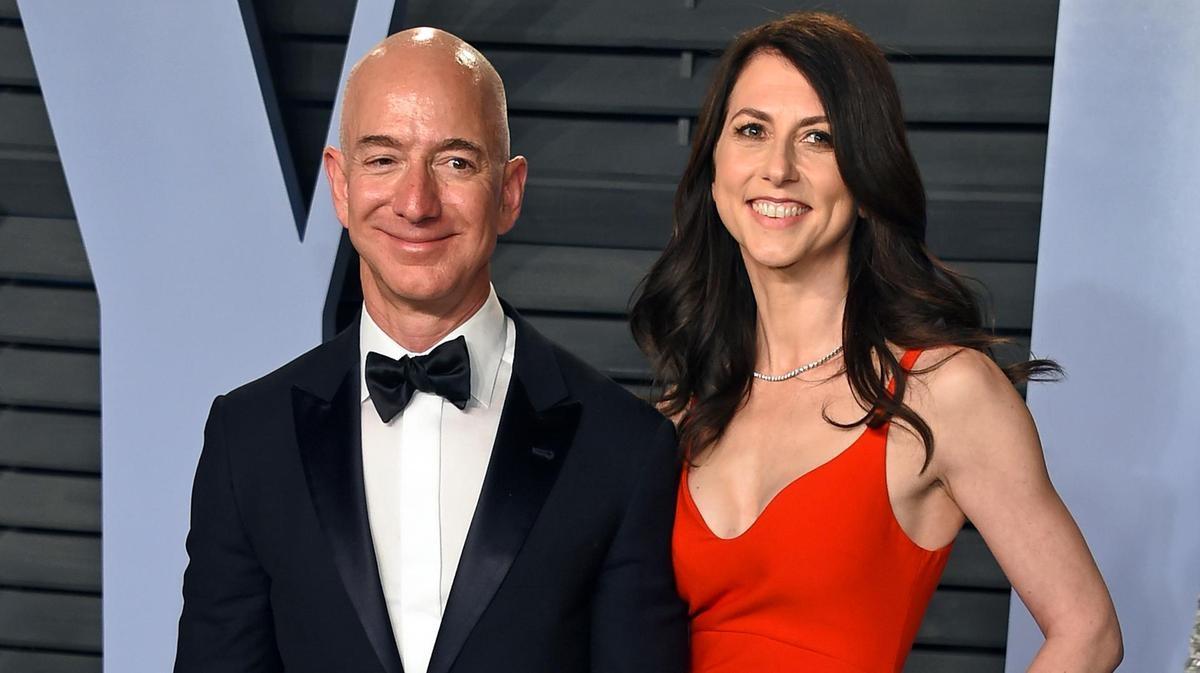 Jeff Bezos' ex-wife MacKenzie Scott donates over $4 billion in 4 months, $6 billion so far this year
