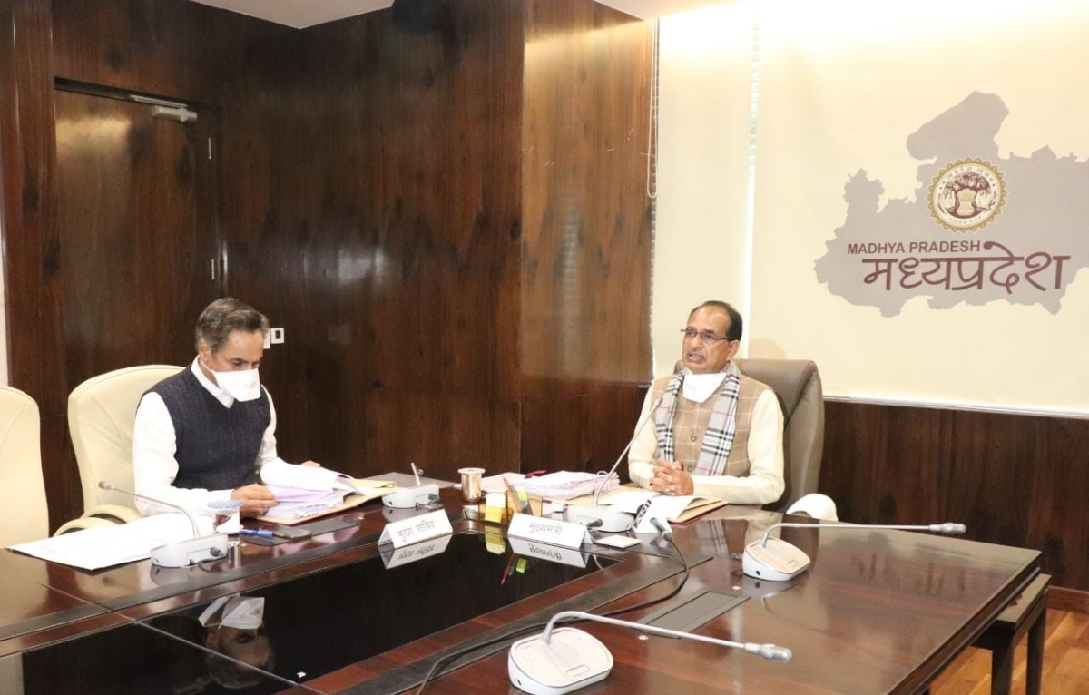 Madhya Pradesh: CM Chouhan asks ministers to explain the benefits of new Agri Laws to people