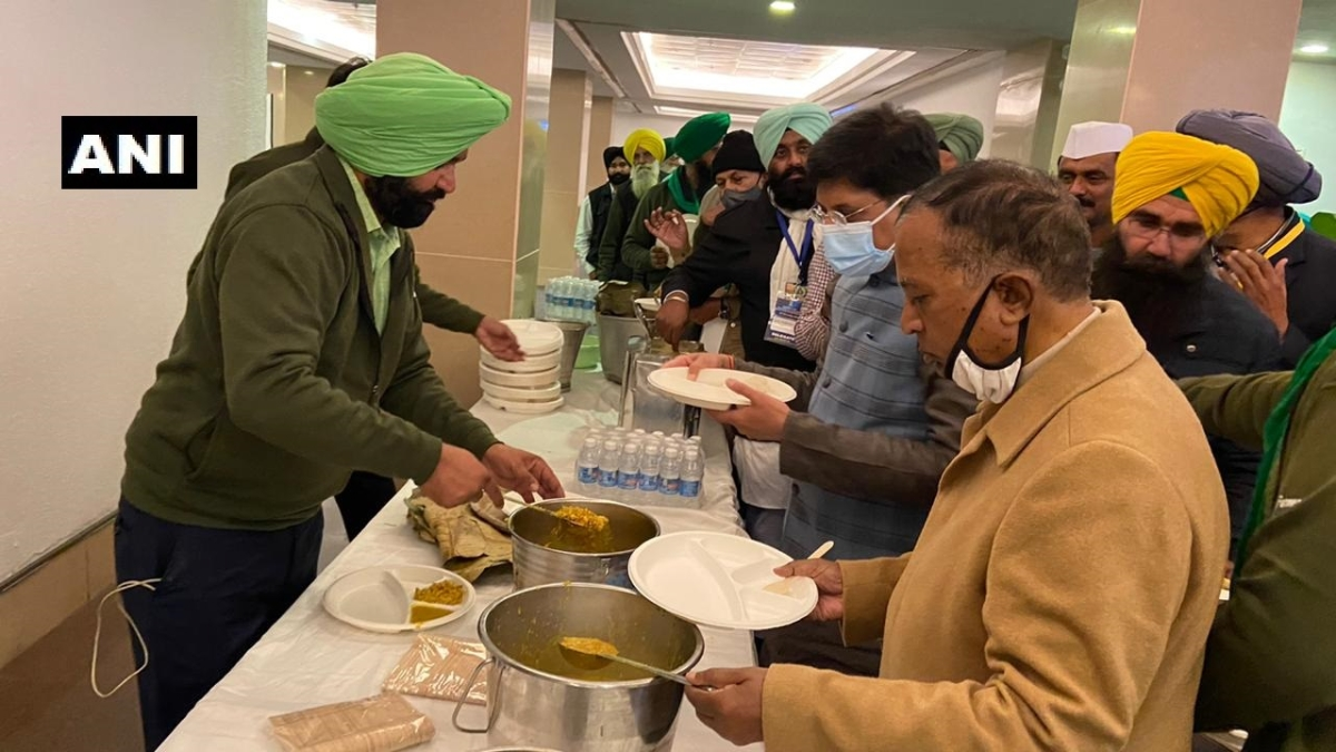 From refusing lunch offered by govt to sharing langar food with ministers, is farmers' protest reaching its conclusion?