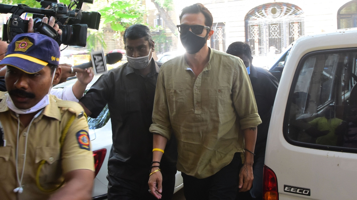Mumbai: Arjun Rampal appears before NCB for second round of questioning in drugs case