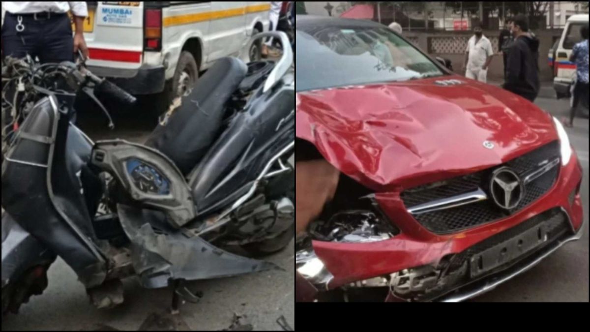 Mumbai: Zomato delivery boy dies as overspeeding Mercedes hits scooty in Oshiwara; driver held