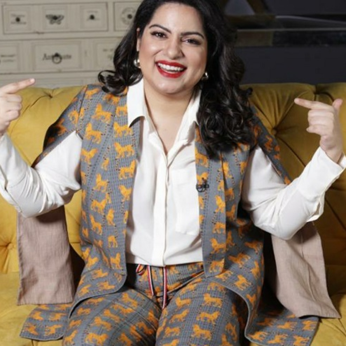 Actor-comedian Mallika Dua spills the tea on her love life