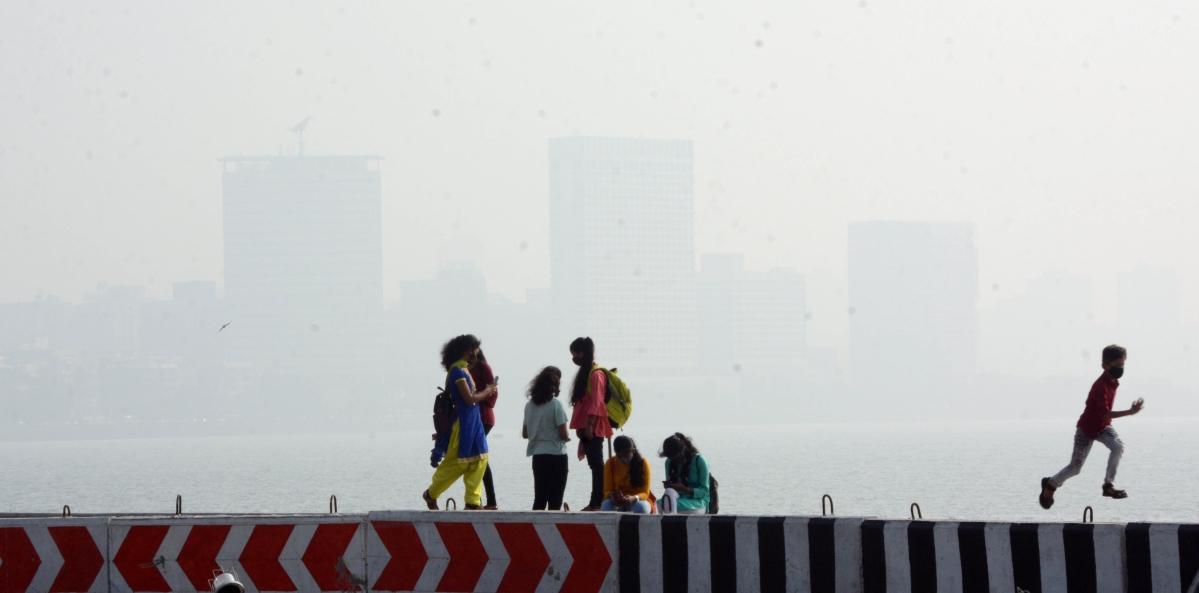 Mumbai's air quality deteriorates to poor category