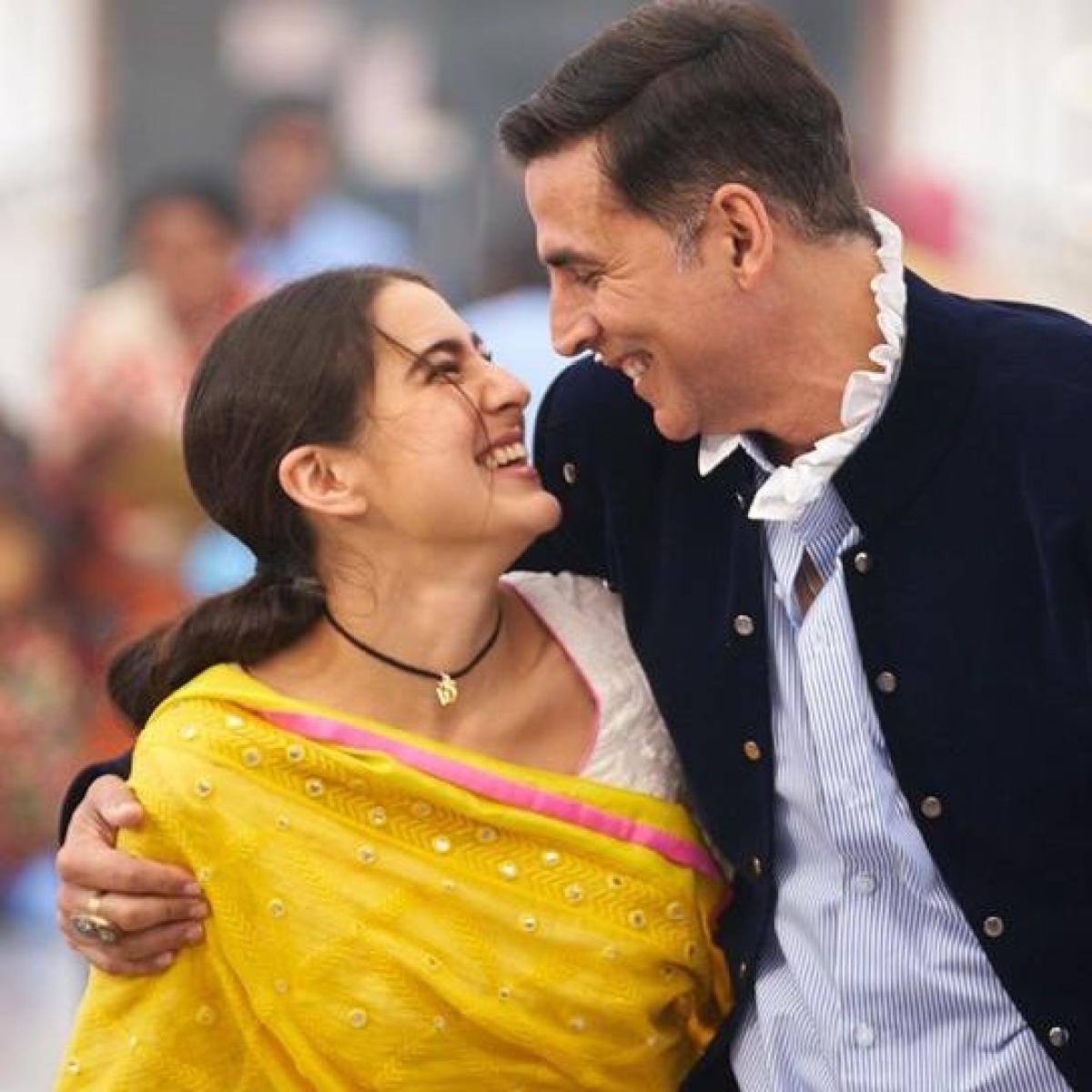 Atrangi Re: Makers reveal new glimpse featuring Akshay Kumar and Sara Ali Khan
