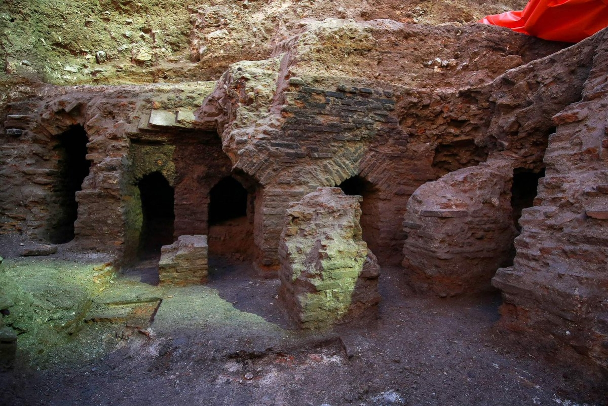 Roman archaeological site uncovered in Jordan