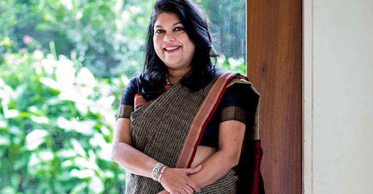 Nykaa's Falguni Nayar among India's top 10 richest women
