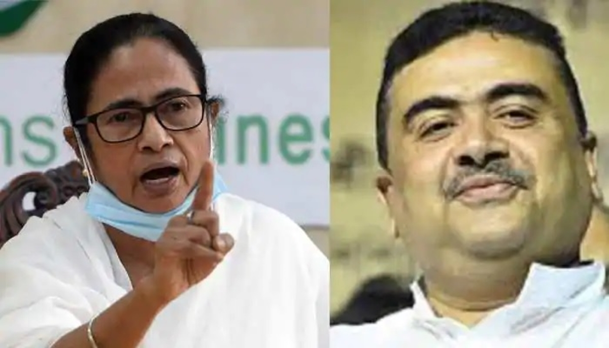 West Bengal: TMC workers celebrate resignations by Suvendu Adhikari, other party members