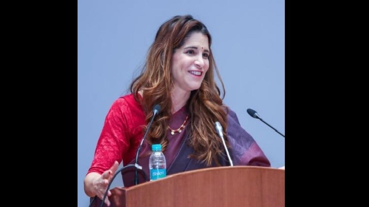 UNICEF India Child Protection Chief Soledad Herrero