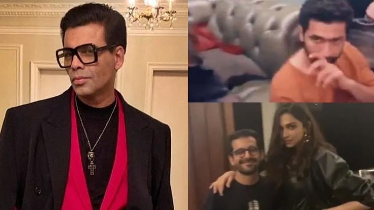 Infamous Karan Johar party video under NCB lens