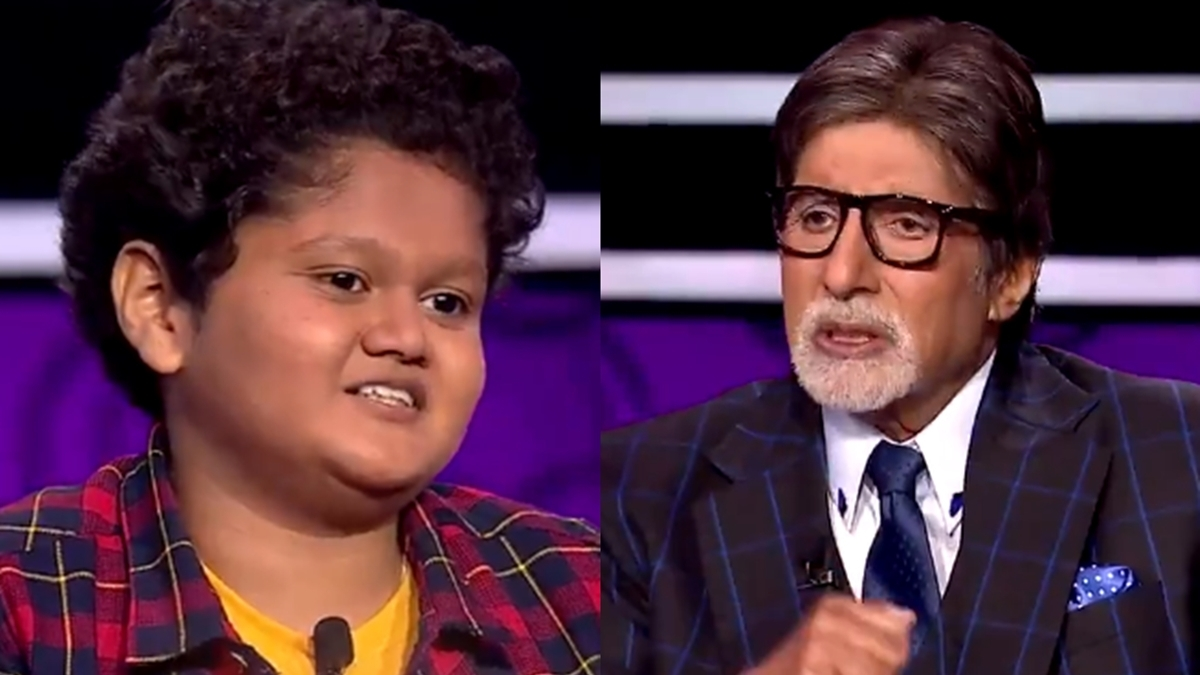 KBC 12: Can you answer this Rs 1 cr question on Mahabharata that made a 12-yr-old quit Amitabh Bachchan's show?
