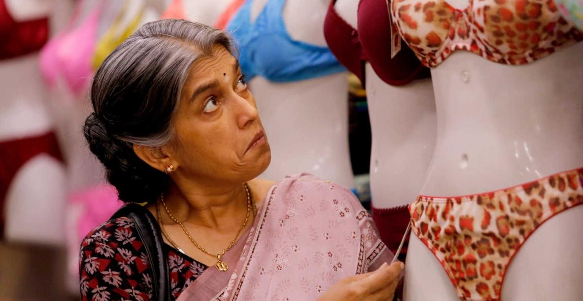 Ratna Pathak Shah in Lipstick Under My Burkha