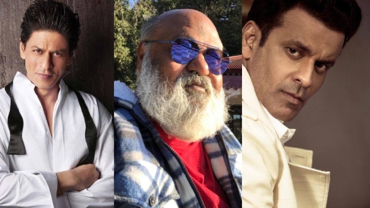 Sudhir Mishra suggests film with Shah Rukh Khan, Saurabh Shukla, Manoj Bajpayee; Anubhav Sinha says 'main baat karta hun'