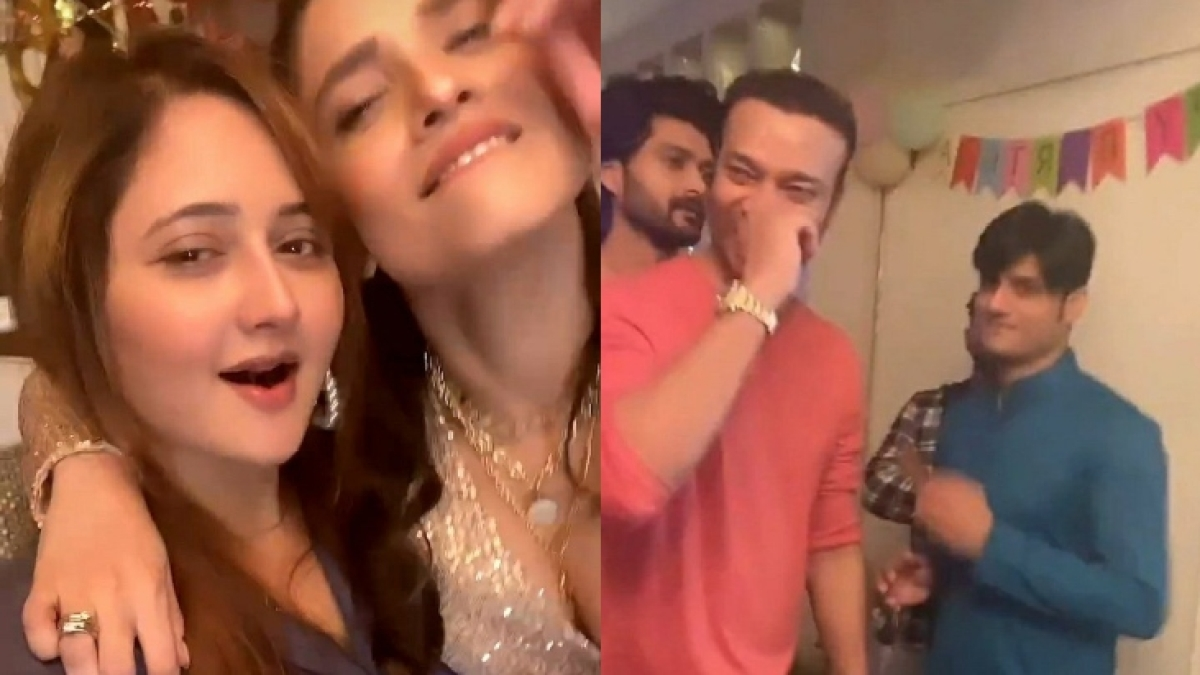 Sushant Singh Rajput's fans lash out at Ankita Lokhande for inviting Sandeep Ssingh to her birthday party
