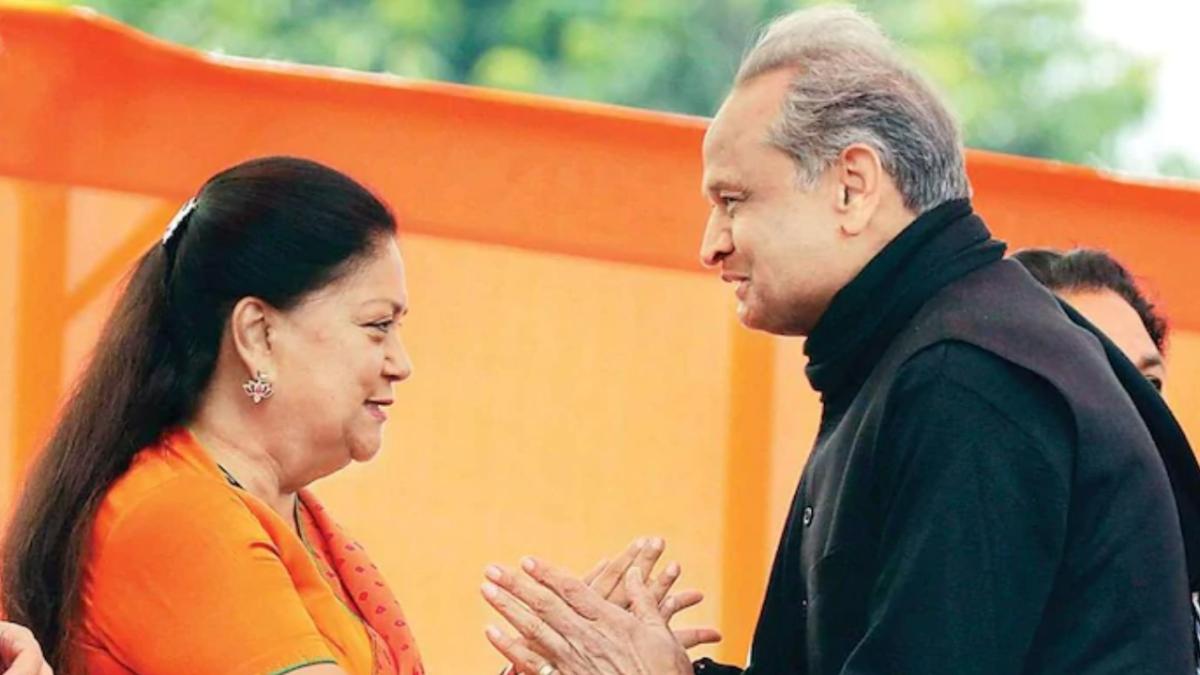 Ashok Gehlot and Vasundhara Raje in cahoots with each other, alleges RLP's Hanuman Beniwal