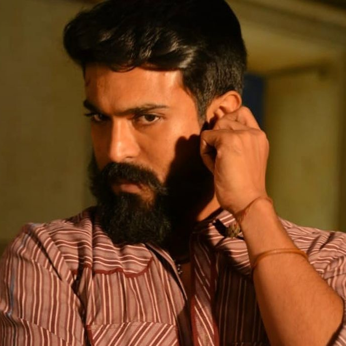 Telugu actor Ram Charan tests positive for COVID-19, says he's 'asymptomatic'