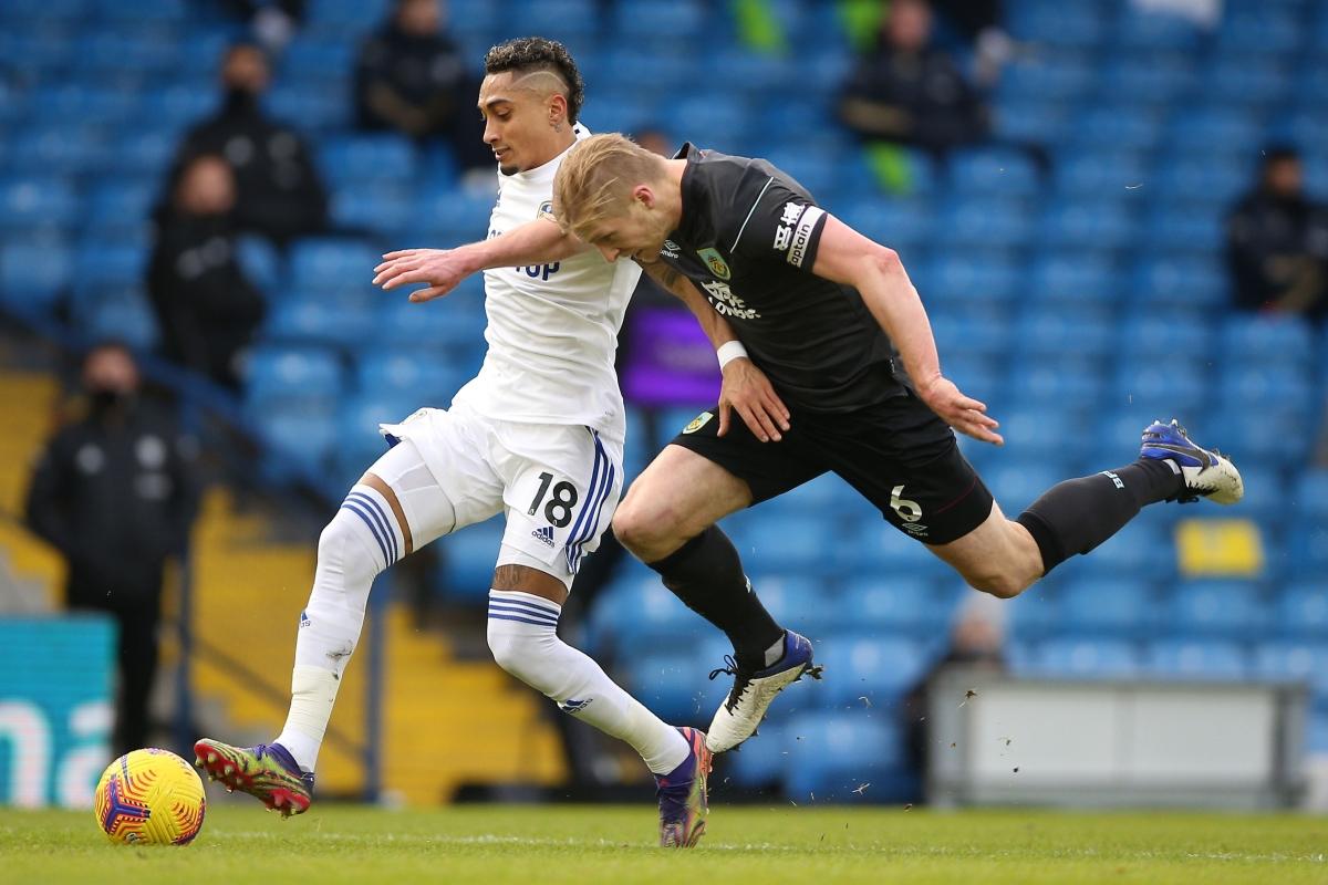 Today's report: Leeds United ends Burnley's unbeaten run in EPL