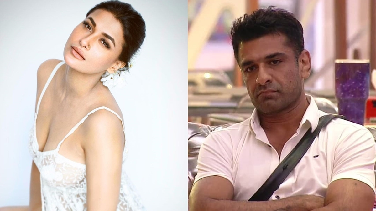 'You used to say mujhe touch mat karo': Pavitra Punia's heartfelt note after knowing Eijaz Khan's childhood trauma