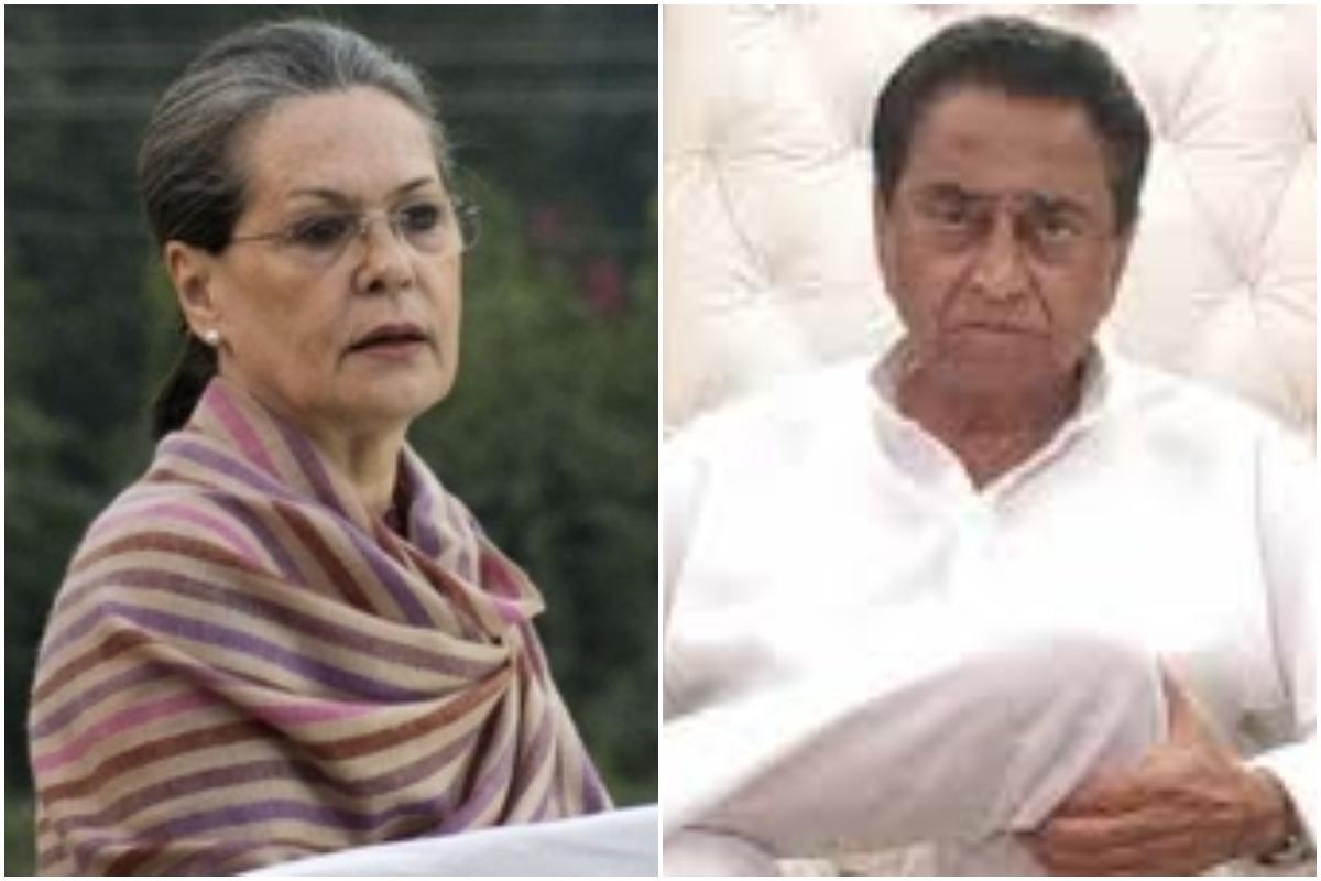 Madhya Pradesh: Kamal Nath 'mediating' between Sonia, 23 rebels who wrote to her