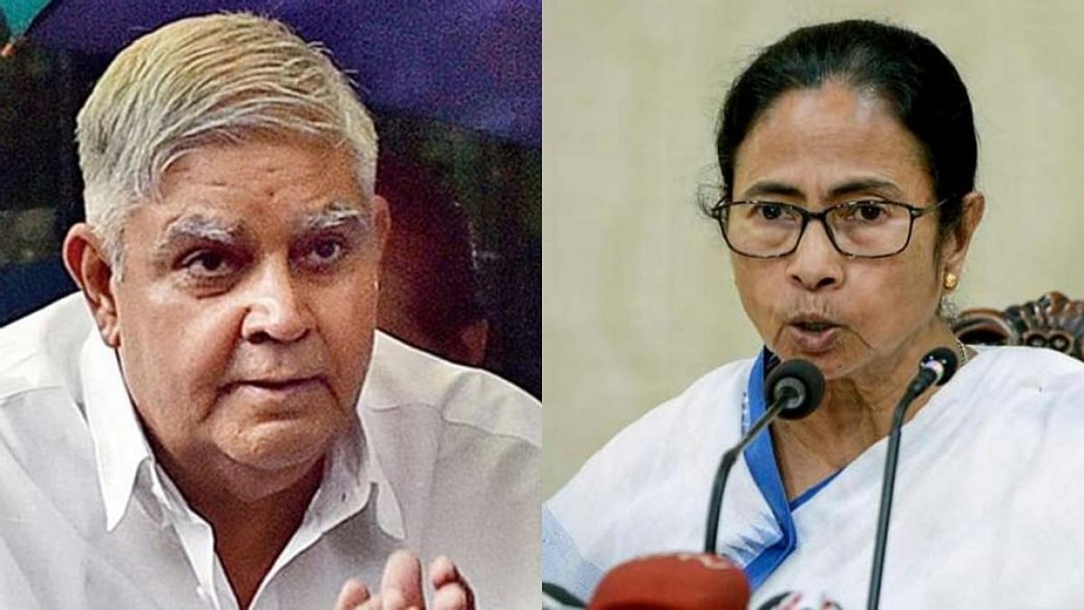 West Bengal: TMC writes to President Kovind seeking immediate removal of Governor Jagdeep Dhankhar