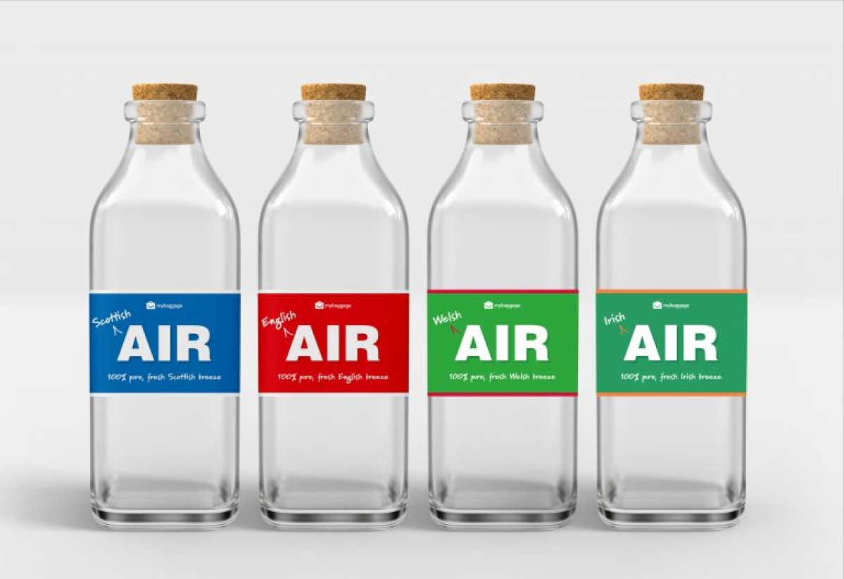 What next? People are now shelling out nearly Rs 2500 to buy bottles of 'authentic air from UK'