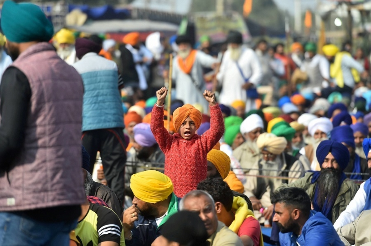 Talks with Govt: Farmer unions  in game of one-upmanship