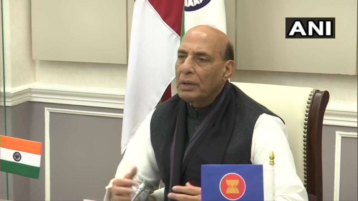 Need to continue our efforts to address threats of bio-terrorism and pandemic diseases: Rajnath Singh
