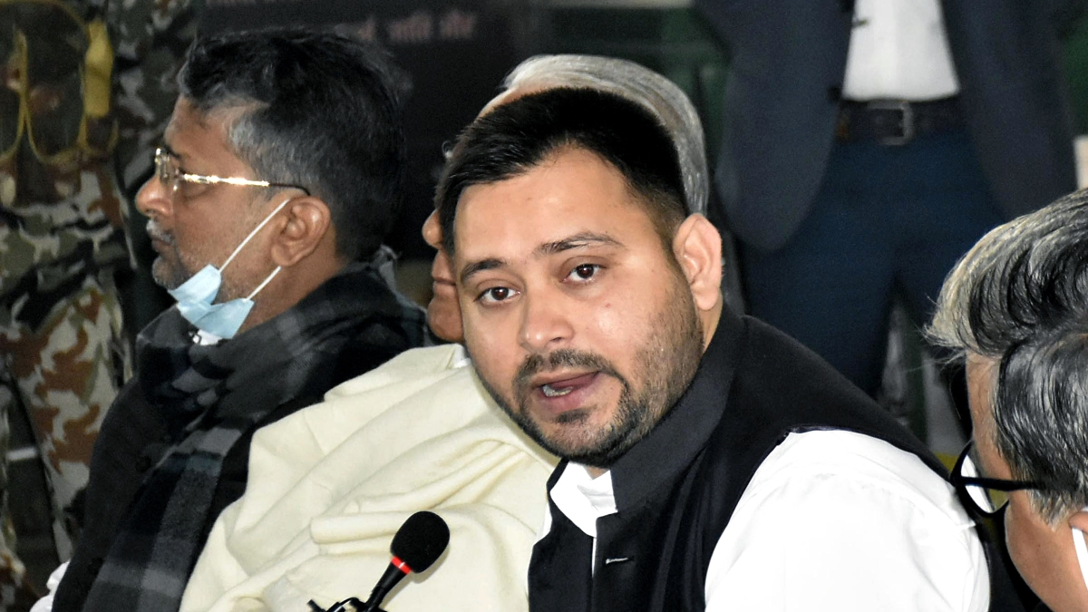 'Where's their selective outrage now?': Tejashwi Yadav calls out Bollywood celebrities for keeping mum amid COVID-19 crisis