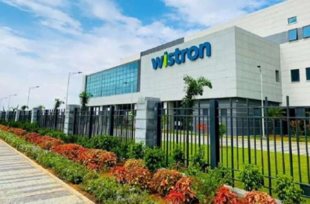 FIR against 7,000 people in connection with violence at Wistron's iPhone manufacturing facility in Karnataka