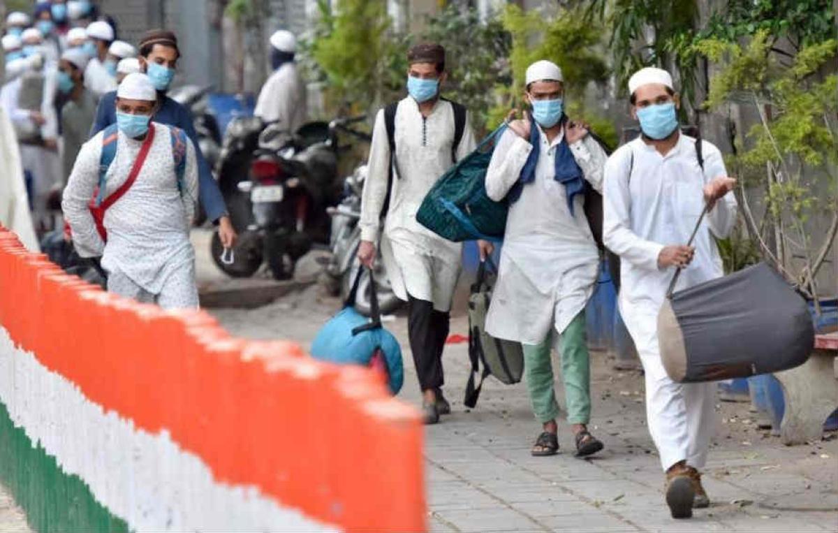 Arrested in Uttar Pradesh, 11 Bangladeshi Tablighi Jamaatis allowed to go home
