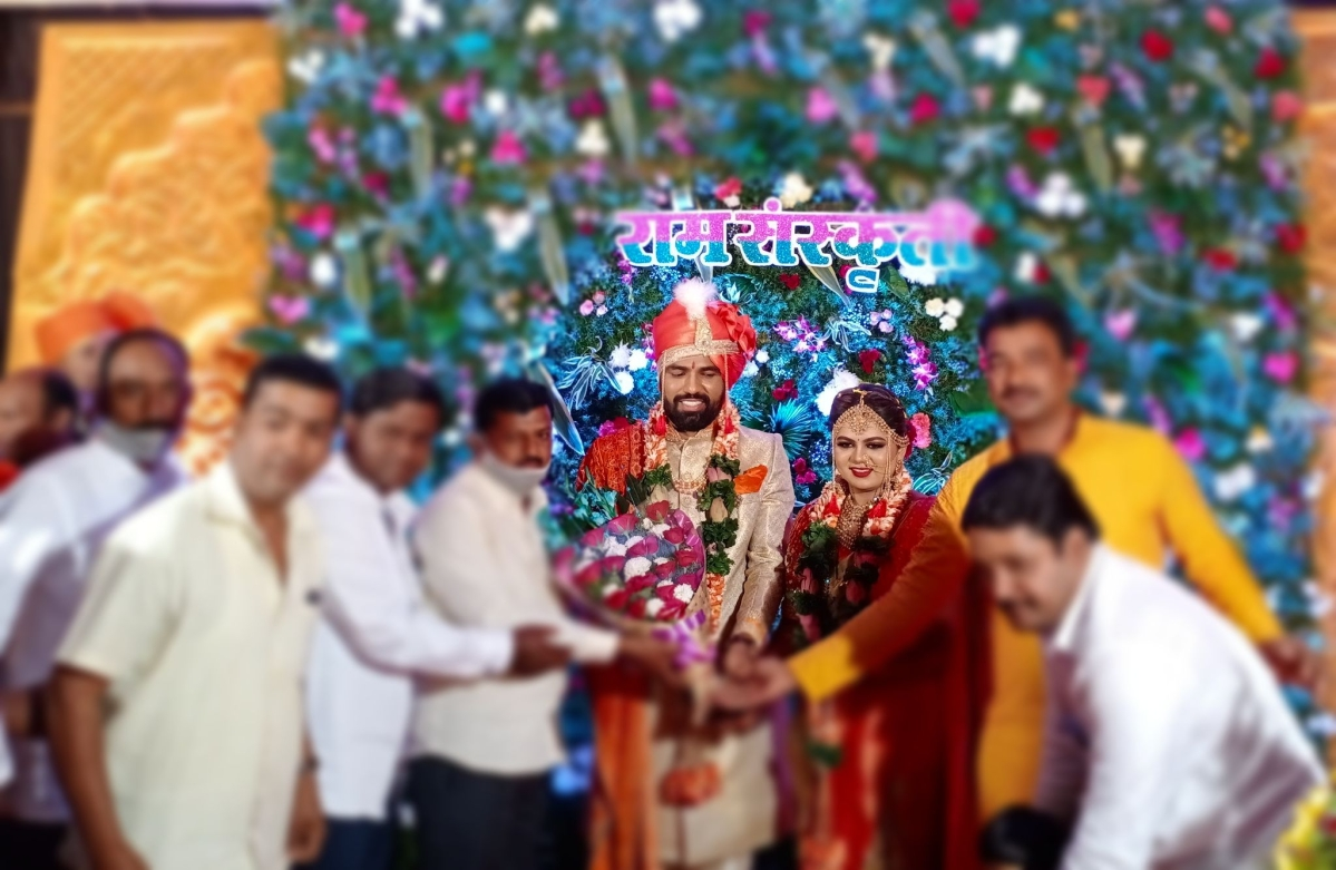 Maharashtra: COVID-19 norms go for a toss at BJP MLA's wedding