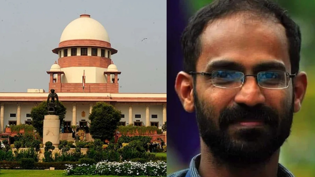Journalist Siddique Kappan, who tested COVID-19 positive, shifted to AIIMS Delhi on SC order
