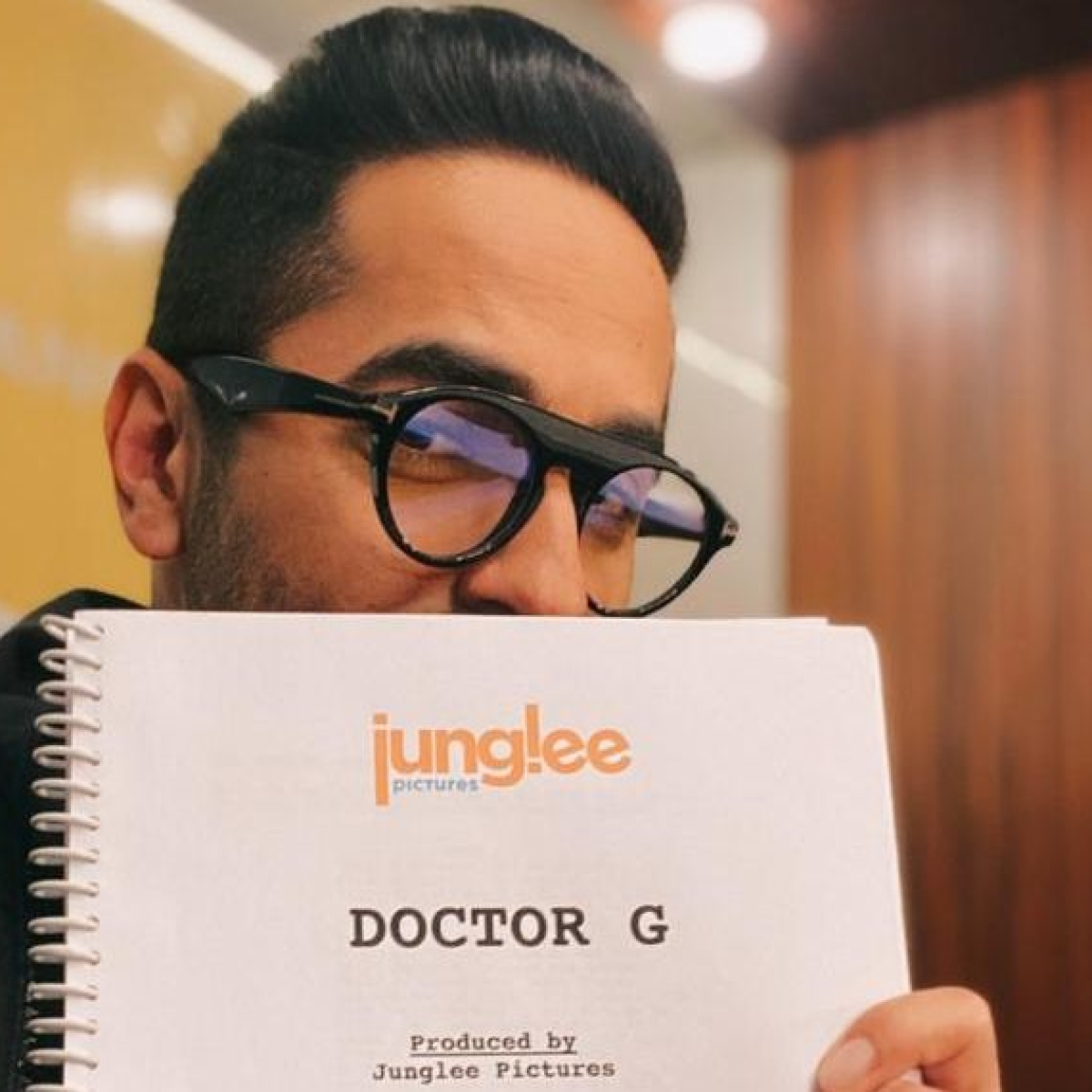 Ayushmann Khurrana to essay a doctor in upcoming comedy drama 'Doctor G'