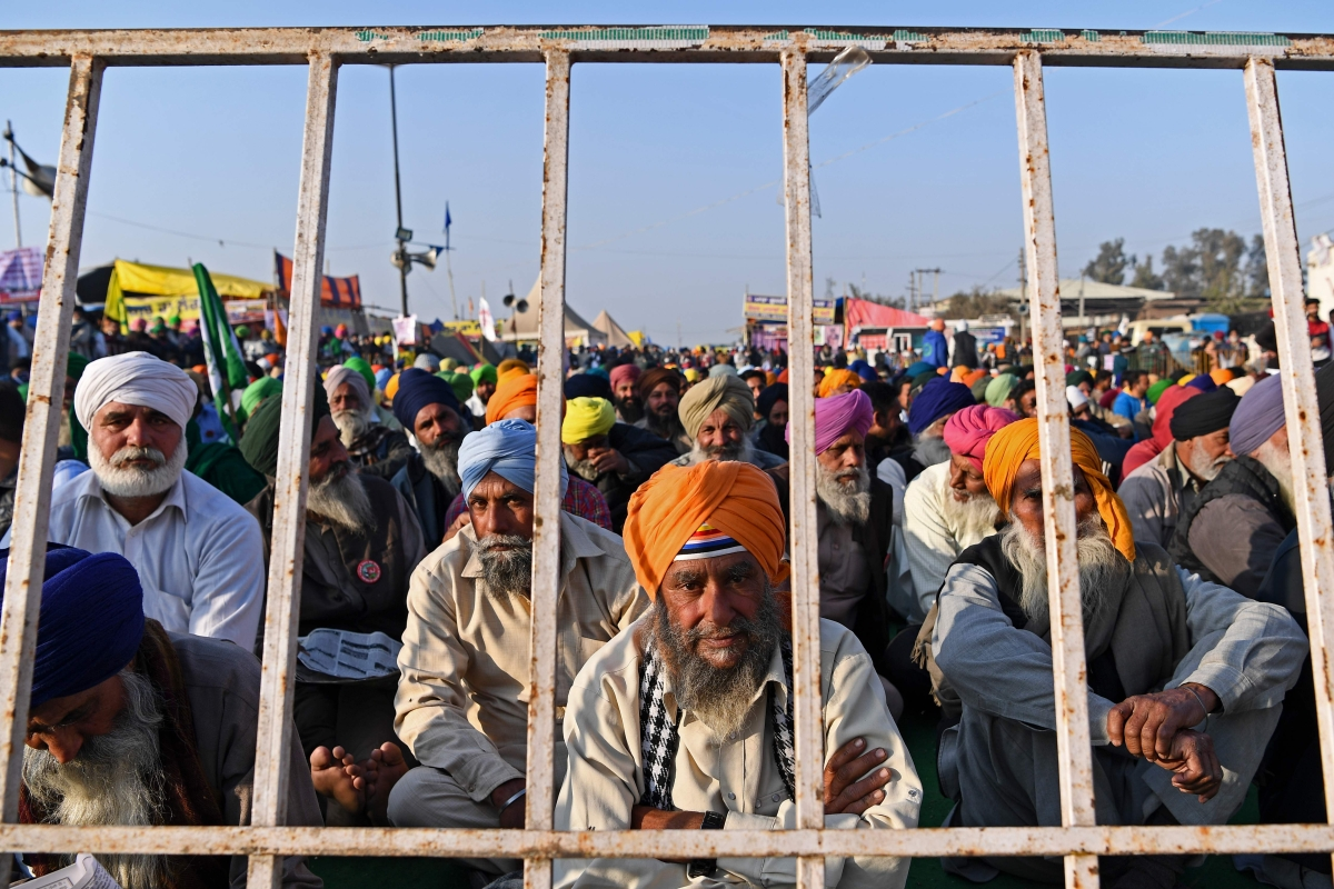 Farmer unions accept government's invitation for dialogue on Dec 30, puts up four-point agenda for talks