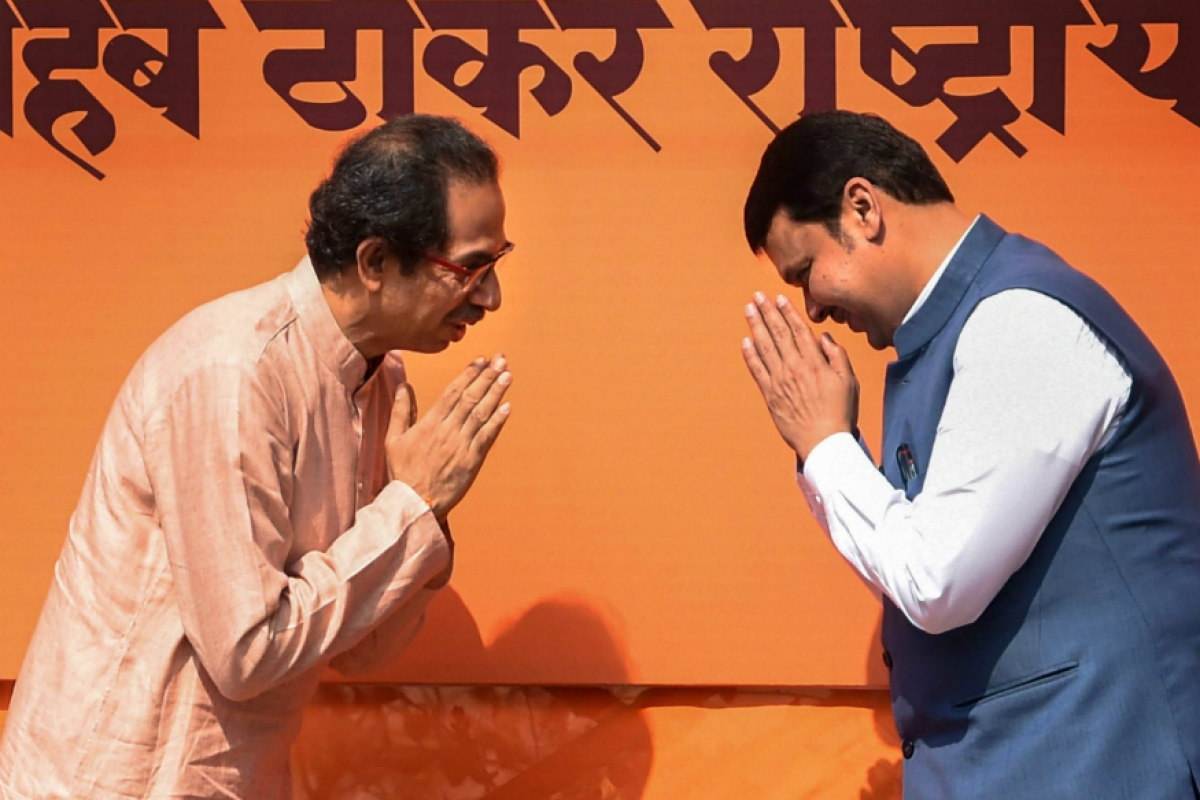 Devendra Fadnavis writes to Uddhav Thackeray, says 'govt policies for helping real estate sector resulting in gains to few developers'