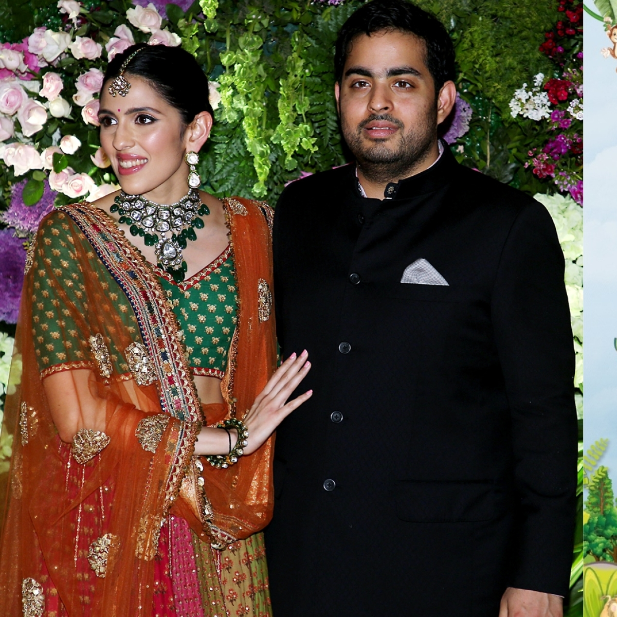 Exclusive! Akash and Shloka Ambani's baby boy named 'Prithvi Akash Ambani'