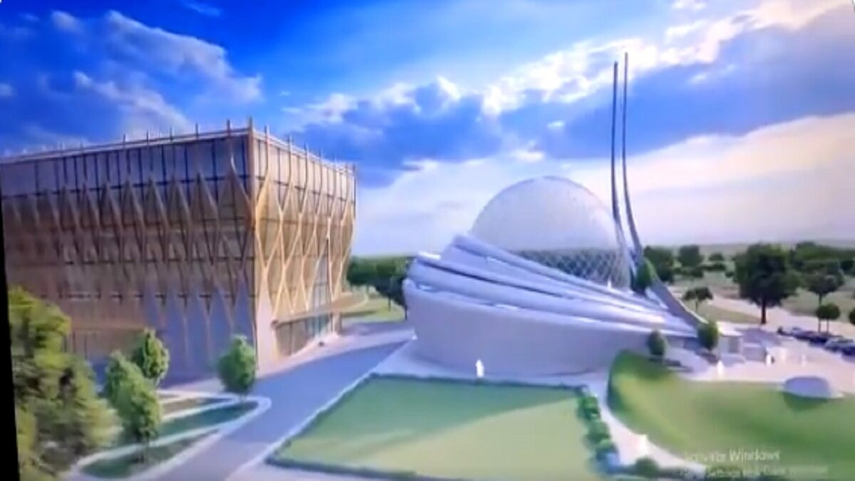 Concept Photos for the Ayodhya mosque