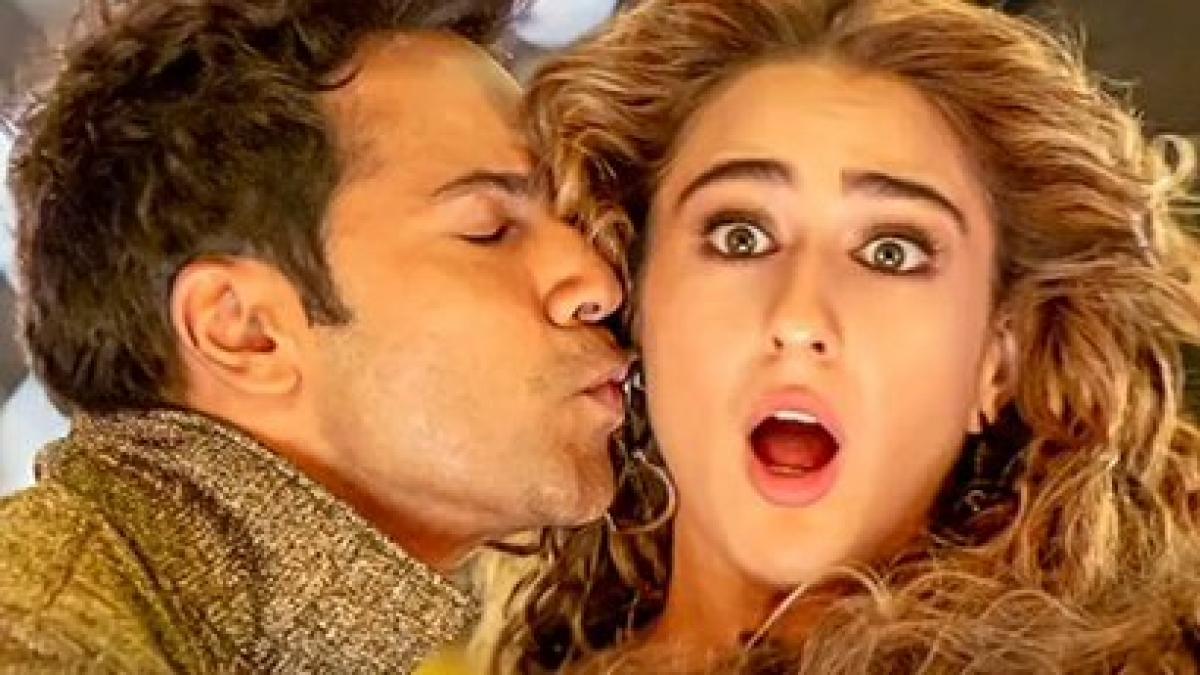 Husn Hai Suhana: Sara Ali Khan, Varun Dhawan set the internet on fire with their chemistry in 'Coolie No. 1's latest track