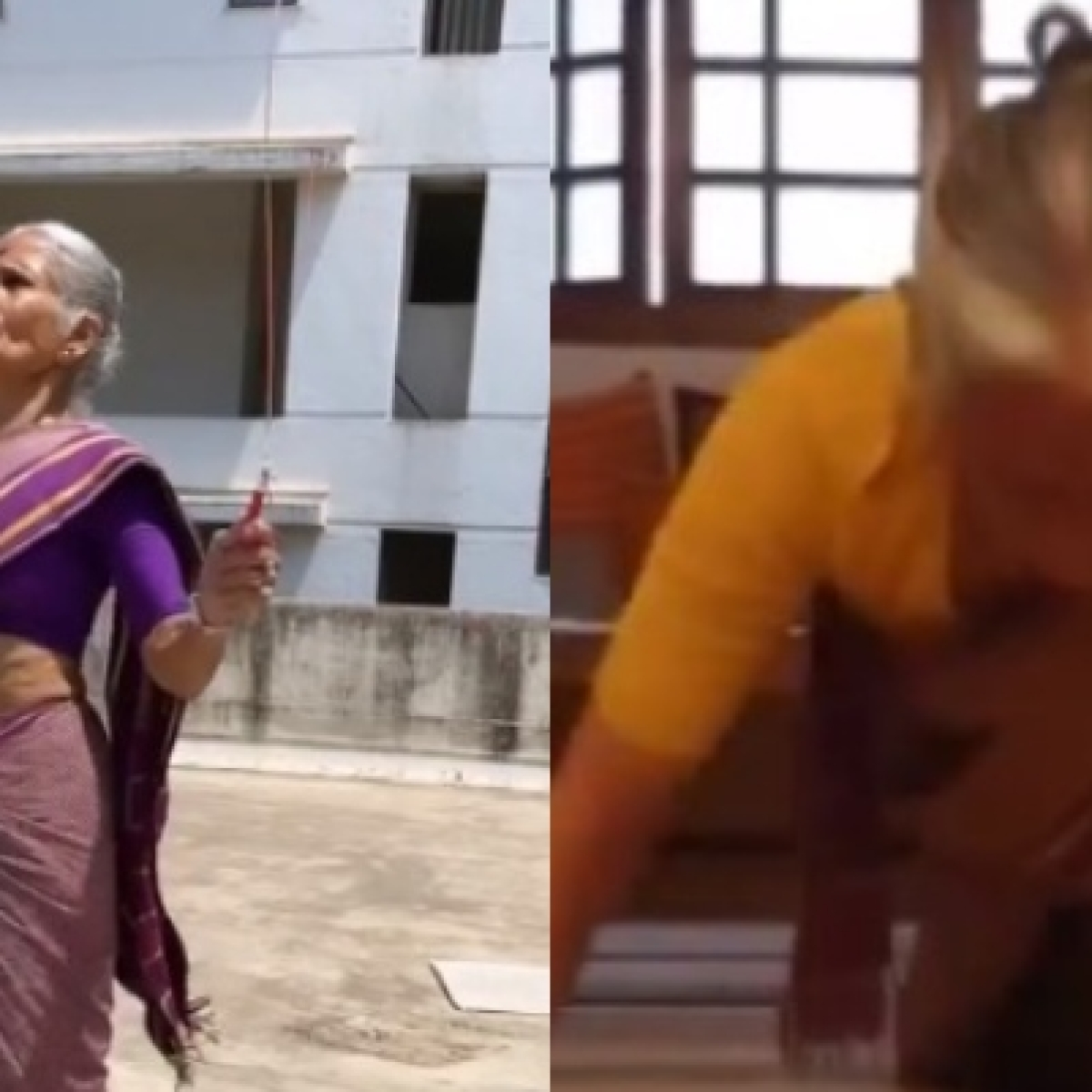 Watch: Milind Soman's 81-year-old mother's latest video proves she's a 'Wonder Woman'