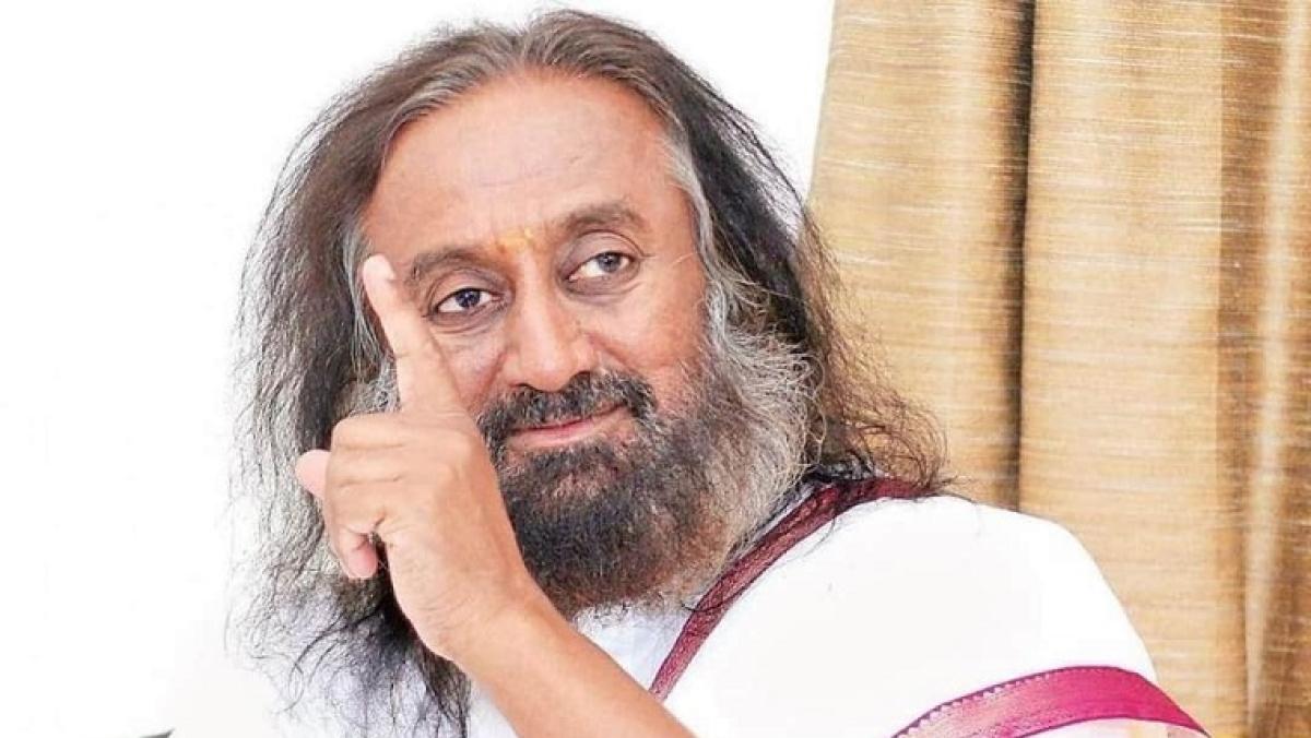 Guiding Light by Sri Sri Ravi Shankar: A resolution to take this New Year