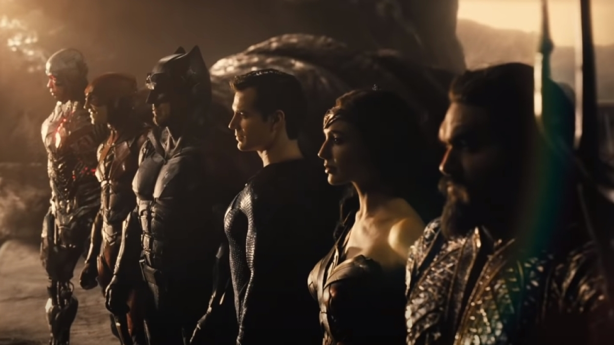Zack Snyder says 'Justice League' will be R-rated because Batman drops an F-bomb