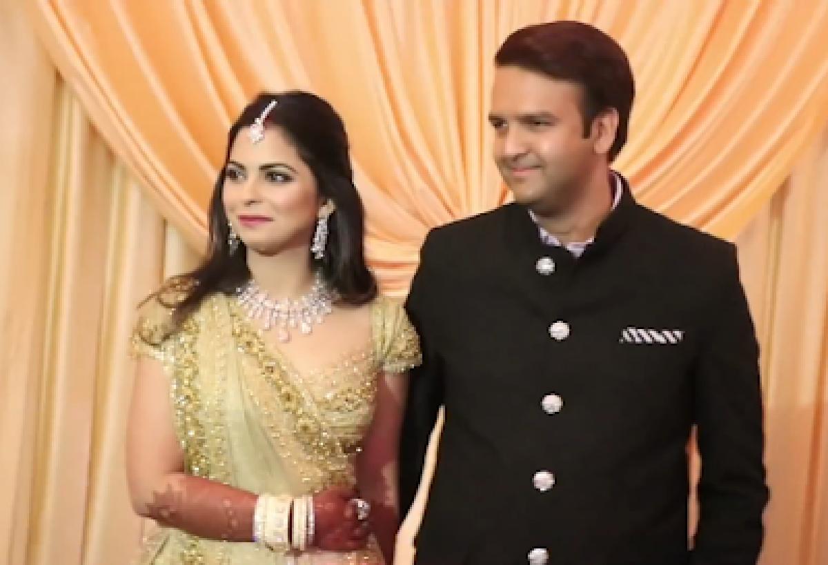 Isha Ambani-Anand Piramal Wedding Anniversary: A look at their love story