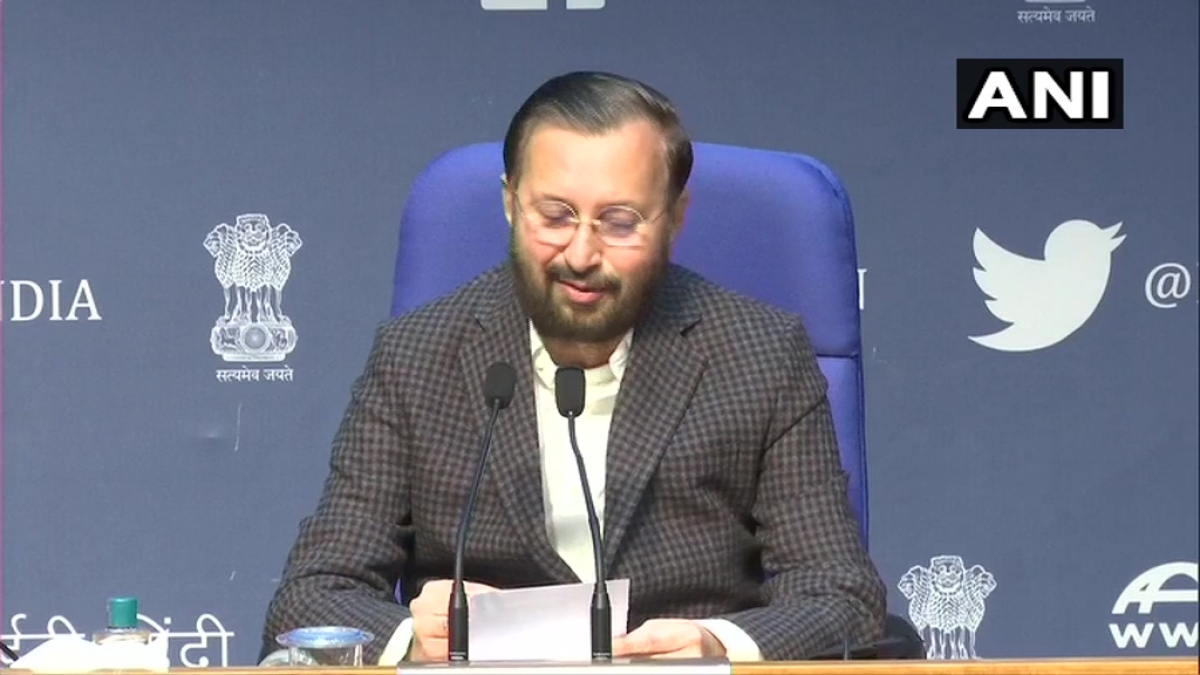 License for providing DTH services to be issued for 20 years: Prakash Javadekar