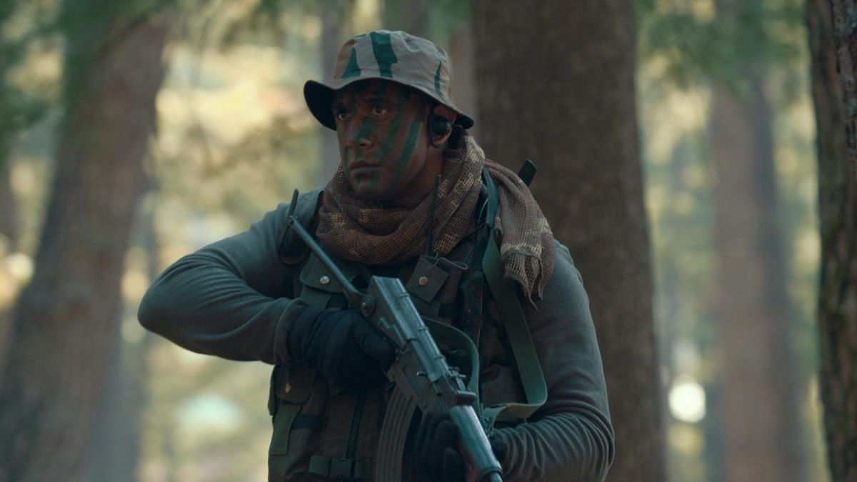 Watch: Zidd teaser gives glimpse of Amit Sadh  taking on the role of a Kargil war hero