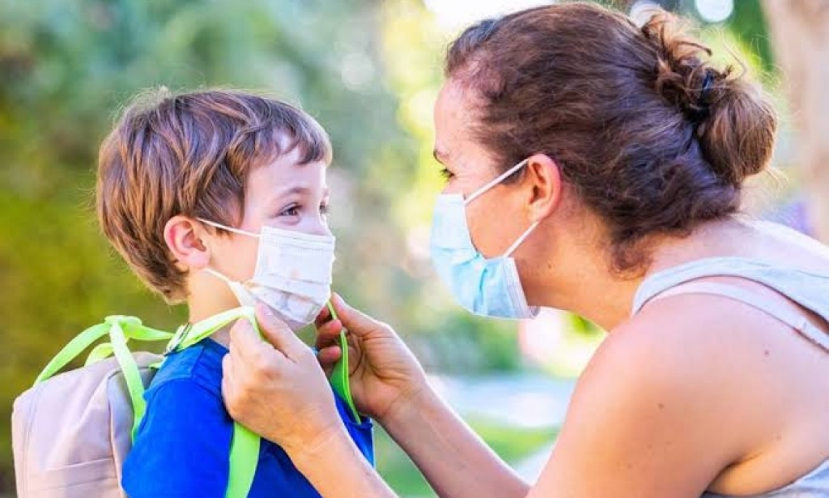 Tips to keep your kids safe from smog and air pollution