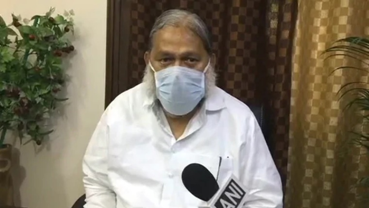 Anil Vij health update: COVID-19 positive Haryana Health Minister's condition stable, says hospital
