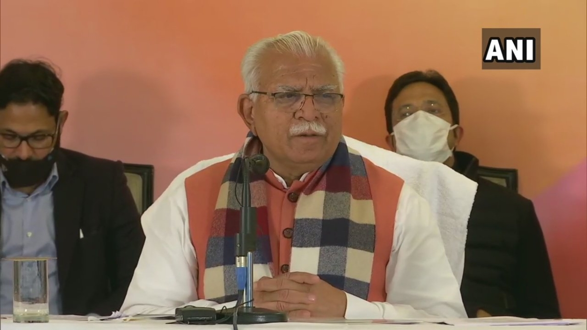 After Dushyant Chautala, Haryana CM Manohar Lal Khattar vows to quit politics 'if anyone tries to end MSP regime'