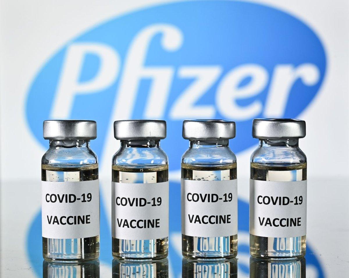 Corona Vaccine Tracker on Dec 19, 2020