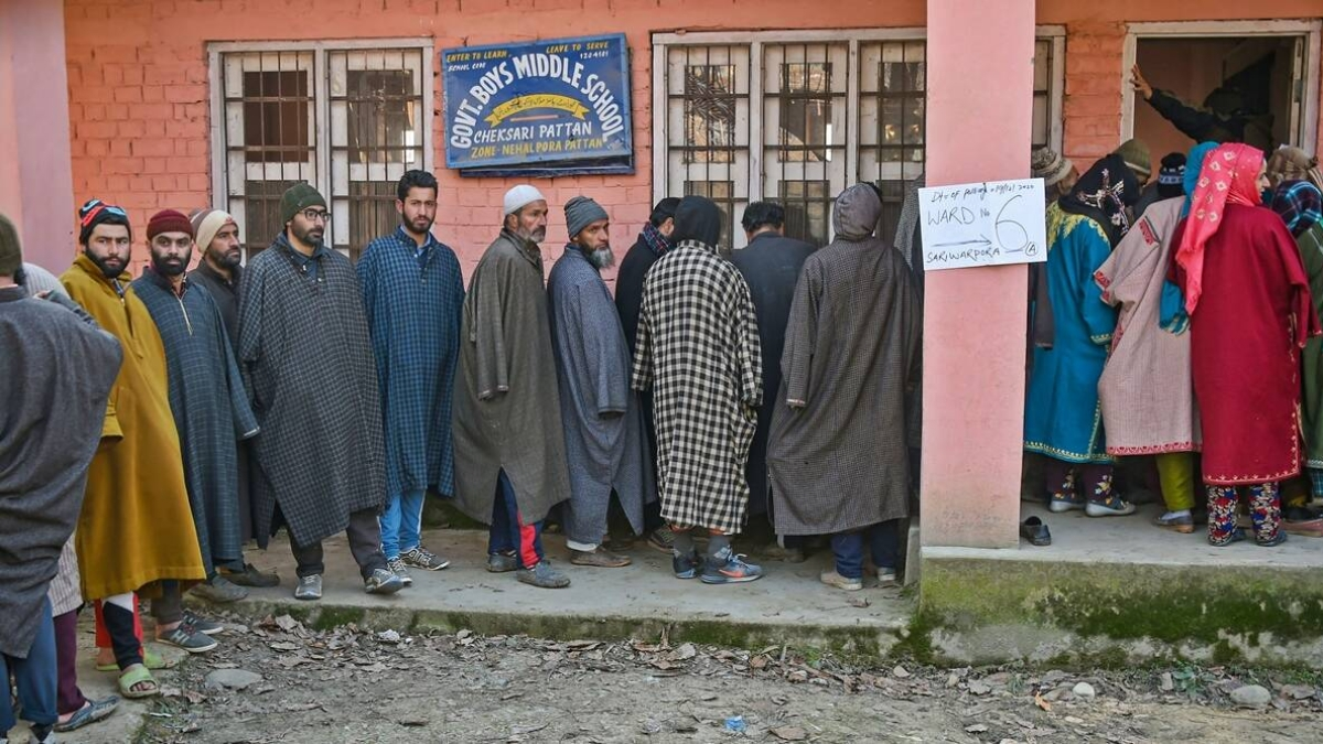 J&K DDC election results 2020 latest updates: Early trends show Gupkar alliance ahead of BJP