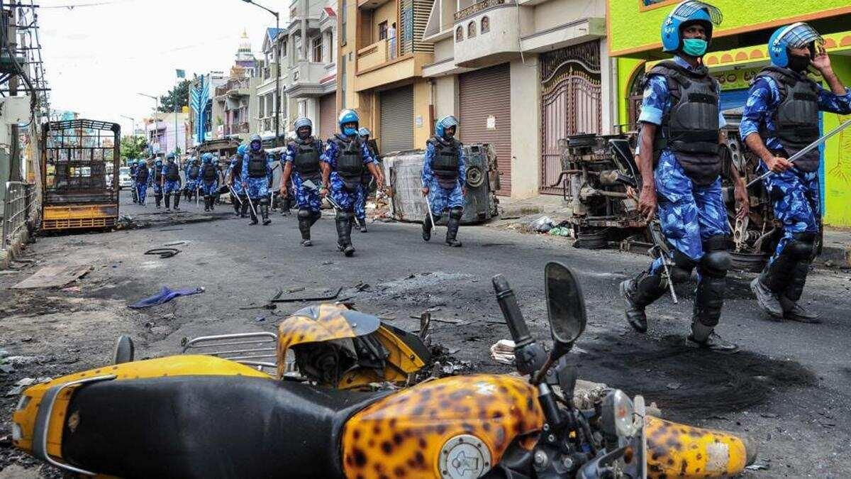 Congress corporator Abdul Rakeeb Zakir held in Bengaluru riots case